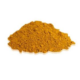 Żółcień żelazowa (żółty tlenek żelaza)