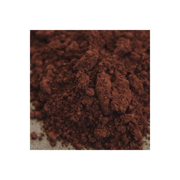 Brąz pigment mineralny