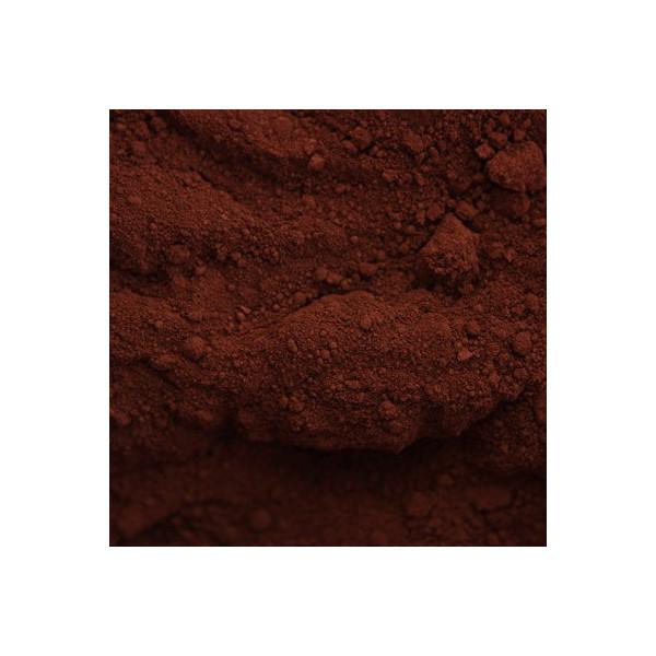 Brąz czerwony pigment mineralny