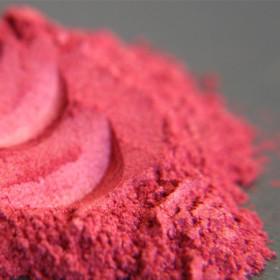 Malinowy róż - pigment perłowy