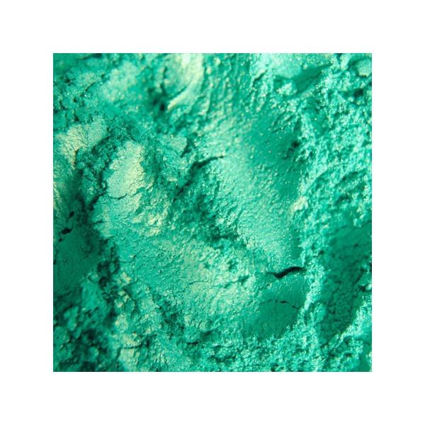 Morski jadeit - pigment perłowy