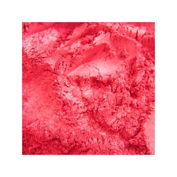 Różyczki - pigment perłowy