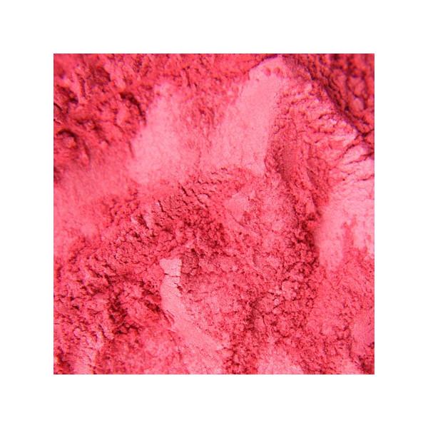 Truskawkowe piwonie  - pigment perłowy