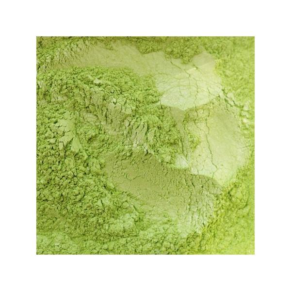 Limonka  - pigment perłowy
