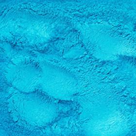Błękitna laguna  - pigment perłowy