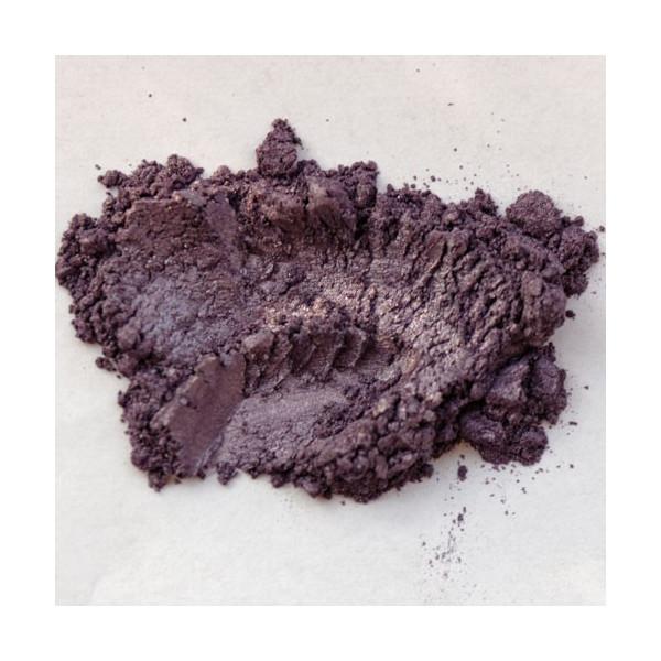 Śliwkowy cukier puder - pigment perłowy