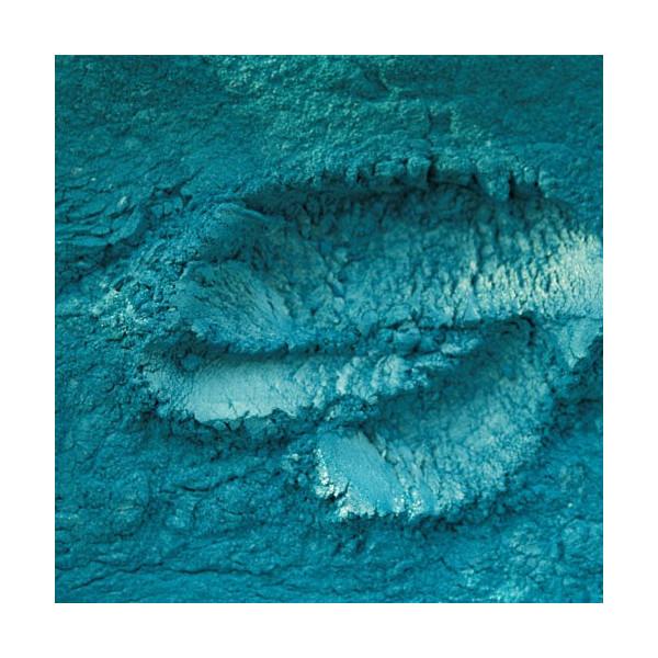Akwamaryna  - pigment perłowy