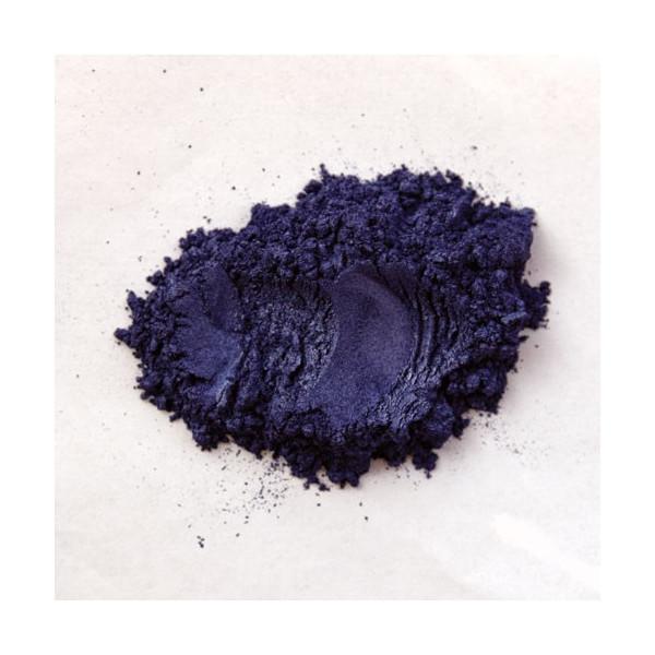 Jagodowe Chabry - pigment perłowy