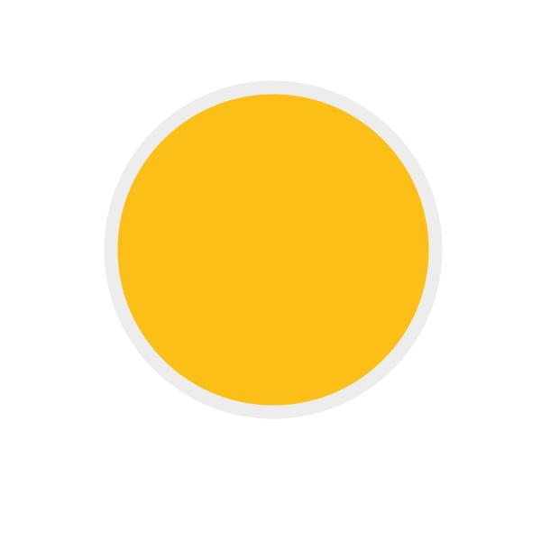 Słoneczny - barwnik świec i wosku
