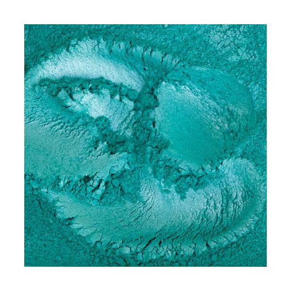 Turkusowa Wyspa - pigment perłowy