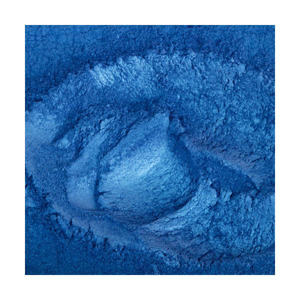 Błękitny Irys - pigment perłowy