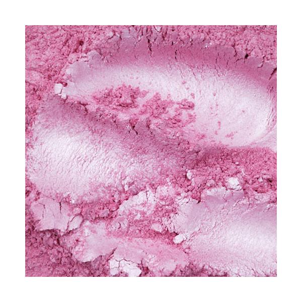 Różowa chmurka - pigment perłowy