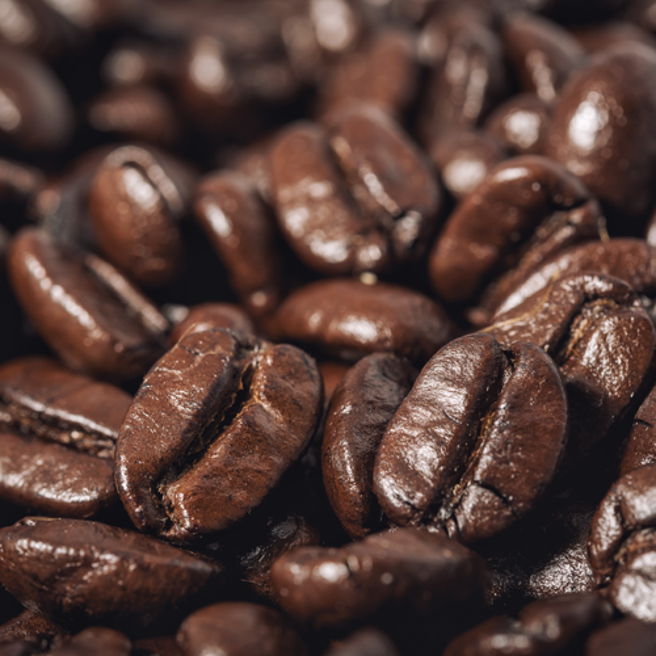 Olejek z palonej kawy arabskiej (Coffea arabica), tłoczony
