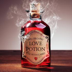 Love Potion olejek zapachowy do mydła, wosku, kosmetyków