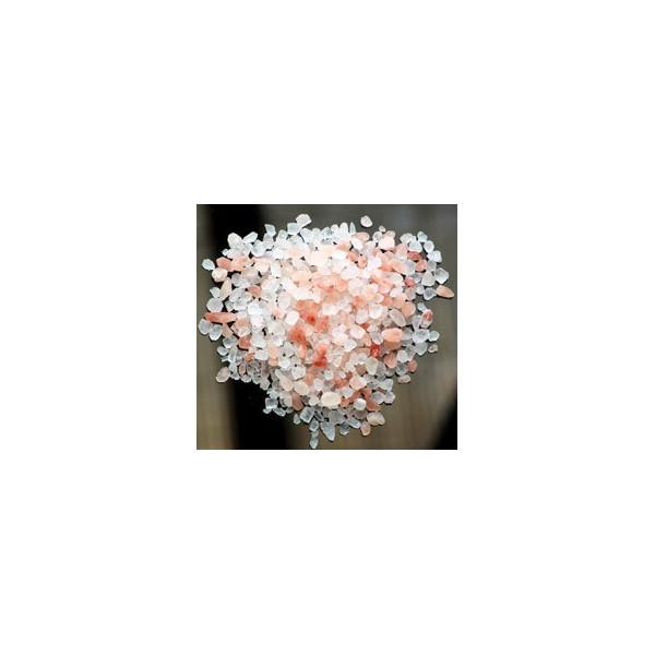 Różowa sól himalajska gruboziarnista