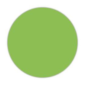 Zielony wiosenny