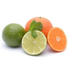 Limonka, mandarynka i bazylia - esencja zapachowa